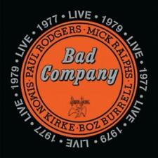 Bad Company Live In Concert1977 & 1979 von Bad Company (2016)