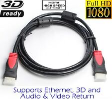 New Listing6Ft Hdmi V1.4 Cable Support 3D/Ethernet/Audio-Video Return/1080P For Hdtv Xbox