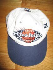 Vintage #1 Apparel NCAA UCONN CONNECTICUT HUSKIES Basketball (Snap Back) Cap