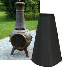 Terrassenofen Ofen Gartenkamin Feuerstelle Grillkamin Abdeckung Schutzhüllen