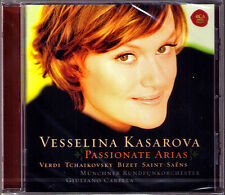 Vesselina KASAROVA: PASSIONATE ARIAS Bizet Carmen Verdi Il Trovatore Tchaikovsky