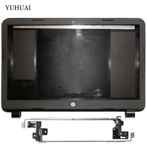 For HP 250 255 256 G3 15-G 15-R 15-T 15-H LCD Back Cover /LCD Bezel Cover/Hinges