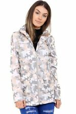 Camouflage Parka Casual Coats & Jackets for Women