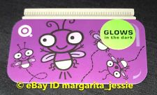 TARGET GLOW IN THE DARK GIFT CARD 2005 FIREFLY IN JAR PURPLE NO VALUE RARE