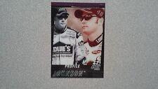 2002 Press Pass Stealth Jimmie Johnson Profile #PR 6/9 Plastic Insert Card