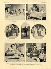 Dalla vita dei festspielkünster in Bayreuth Hofkapellmeister Hans Richter 1901