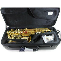 "Selmer Model SAS280R ""La Voix II"" Intermediate Alto Saxophone MINT CONDITION"