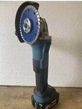 Akku Winkelschleifer 18V 125mm Trennschleifer Schleifmaschine Flex Für Makita DE