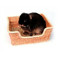Rosewood Naturals Small Animals Chill n Snooze Woven Bed Rabbit Guinea Pig