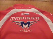 Formula 1  original official race team sweater Marussia F1 crew UP TO 5XL BNWT