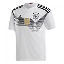 adidas DFB Deutschland Trikot Home Kids Wm18 WEISS 140