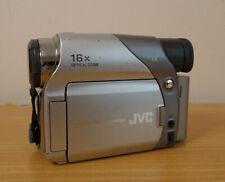 JVC GR-D34E Camcorder Mini DV Untested Spares or Repair