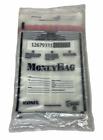 Securit Tamper-Evident Deposit Bags, 9 x 12, Plastic, Clear, 100 per Pack
