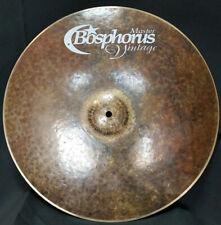 """Bosphorus Master vintage 17"""" Crash Ride depósito 1110g piatto Cymbal feria 2019"""