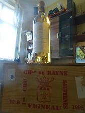 CHATEAU RAYNE VIGNEAU 1998 Cru Classé de Sauternes ( 6 Bottles) OHK