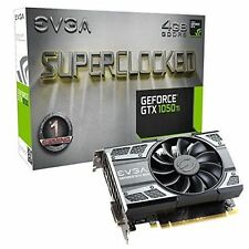 EVGA GeForce GTX 1050 TI SC Gaming 4GB, GDDR5 Graphics Card