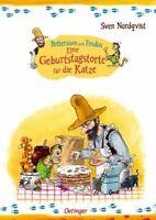Eine Geburtstagstorte für die Katze. (Pettersson und Findus) Sven, Nordqvist,: