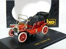 IXO Ford T Touring 1909 Open Top Diecast 1/43 Very Rare Hard to Find Red CLC001