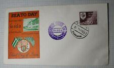 Thailand FDC Cachet Cover SEATO Day 1960 Sc# 342
