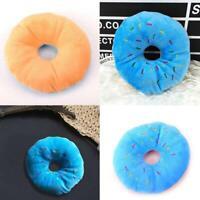 Creative Pet Dog Chew Plush Donut Round Shaped Toys Toy Puppy B3F9 T1Y5 D7K2