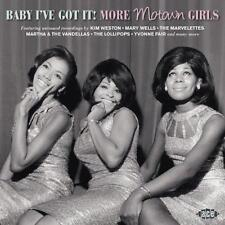 BABY I'VE GOT IT! MORE MOTOWN GIRLS Various Artists NEW & SEALED CD (KENT)