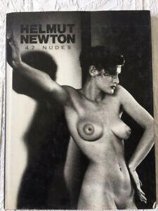 Livre : Helmut Newton