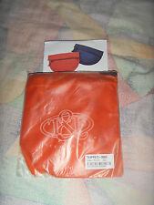 Brand New Red Tocco Tenero pouch with dust bag *Free Postage
