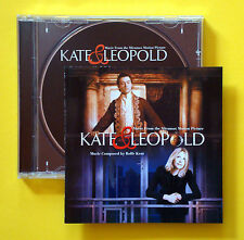 Kate & Leopold - Original Soundtrack CD (Milan, 2001) features 'Until' by Sting!