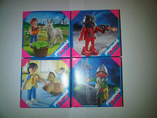 Playmobil Figure Specials x 4 - New