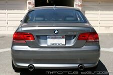 2007-2012 BMW E92 2 door Coupe M3 Style Trunk Lip Spoiler PAINTED