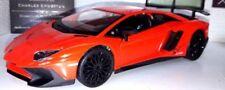 Véhicules miniatures Rouge Burago pour Lamborghini