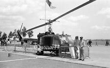 ORIGINAL AIRCRAFT NEGATIVE - UH-1B 38508 1965.