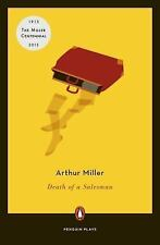 Death of a Salesman Penguin Plays the classic Paperback FREE SHIP Arthur Miller