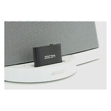 Bluetooth Upgraded Bose SoundDock Digital Music Speaker System White