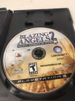 PS3 Blazing Angels 2: Secret Missions of WWII Disc Only