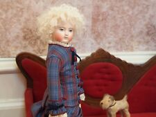 French Fashion Doll Dress Pattern - Barrois, Jumeau - 30+ Pages of Instructions!