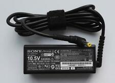 NEW Genuine Original OEM Sony 45W 10.5V AC Adapter For Sony VAIO VPCX131KX
