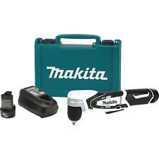 """Makita Ad02W 12V Lith‑Ion Cordless 3/8"""" Right Angle Drill Kit w/Full Warranty"""
