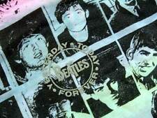 BEATLES T-SHIRT - YESTERDAY - TODAY - FOREVER - From Vintage BEATLEFEST  X-LARGE