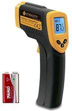 Thermal Leak Detector Infrared Sensor Measure Temperature Gun Heat Draft HVAC