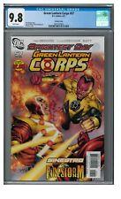 Green Lantern Corps #57 (2011) Benes Variant Cover CGC 9.8 EB347
