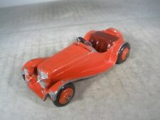 Dinky Toys 1936 JAGUAR SS100 SPORTS CAR #38f VERY NICE