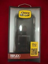 OtterBox Reflex Series iPhone 5 & 5S Case Translucent clear/Gray NEW  # 77-22692