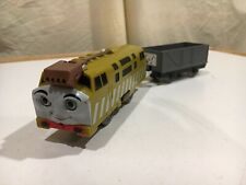 TOMY Motorized Diesel 10 w/ Troublesome Truck for Thomas & Friends Trackmaster