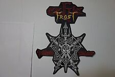 CELTIC FROST MORBID TALES EMBROIDERED BACK PATCH