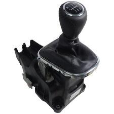 2014-15 Chevy Cruze Manual Transmission Shifter Black Leather OEM GM 25194003