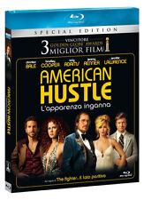 Blu Ray AMERICAN HUSTLE - L'Apparenza Inganna (2013) ......NUOVO