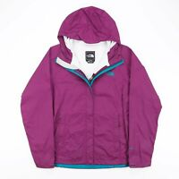 THE NORTH FACE HyVent Purple 00s Nylon Activewear Rain Jacket Womens M