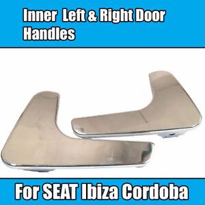 1x Interior Front Rear Door Handle Left Right Side For Seat Ibiza Vario Cordoba