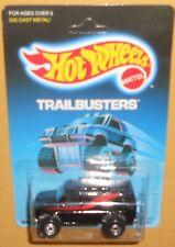 HOT WHEELS HUNT (1) 1989 A-TEAM - BAJA BREAKER ON UNPUNCHED CARD (MONMC)